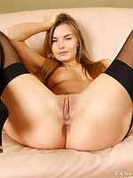 bbw mature in nylons